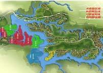 南川黎香湖景区旅游
